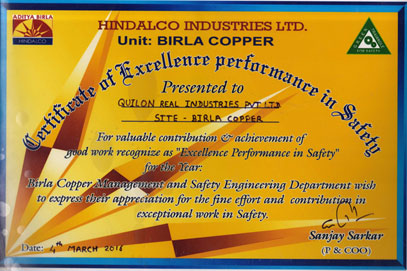 Quilon Real Industries Pvt. Ltd.